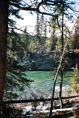 Kananaskis River | by handful of bees