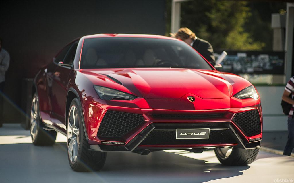 Lamborghini Urus My Last Post From Monterey Is Finally Up Flickr