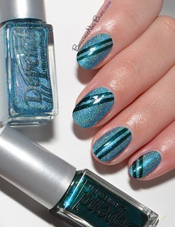 Depend 2033 Ocean Blue | by brilliantnail