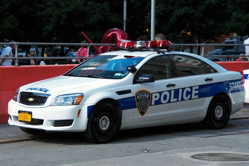 Port Authority Police | by tom_hoboken