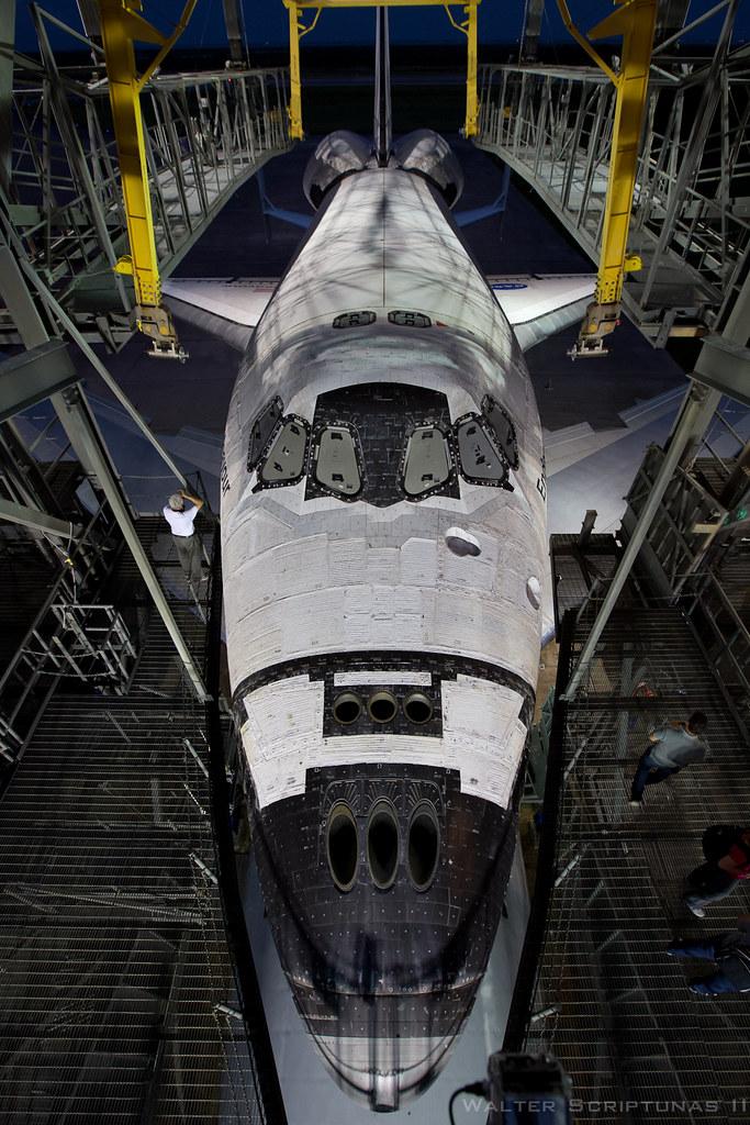 space shuttle endeavour size - photo #20