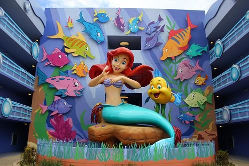 Disney World Hotel Princeb Suite