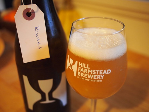 Hill Farmstead Riwaka Single Hop Pale Ale | by AdamChandler86