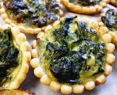 Mini Spinach Quiche3 | by InternetMediaNow