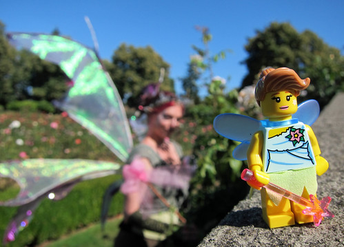 LEGO Collectible Minifigures Series 8 : Fairy | by wiredforlego