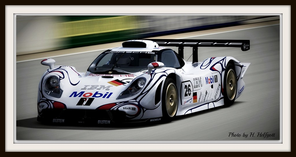 1998 porsche 26 porsche ag 911 gt1 98 photo by pb74 it m flickr. Black Bedroom Furniture Sets. Home Design Ideas