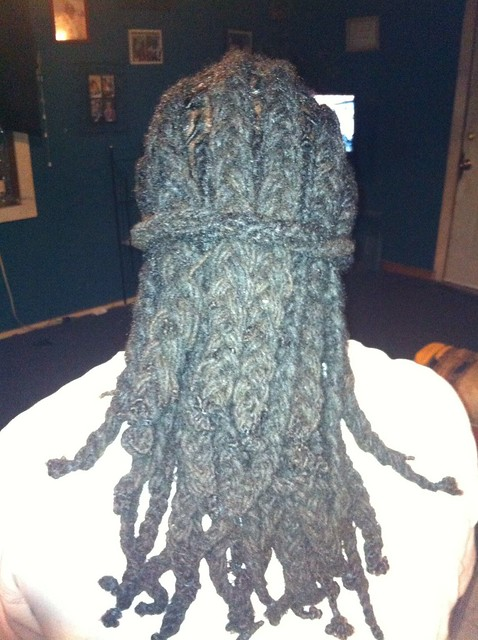 Braided Dreads For Men Braided dreads