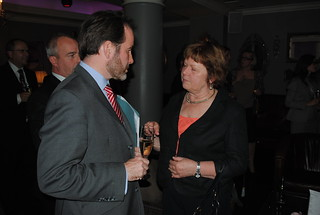 Monthly Dinner with Mr Christopher Pincher, MP, 25 September 2012 | by BritCham_LV