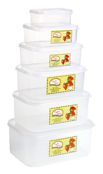 Airtight Plastic Food Containers Plastic Food Storage Co