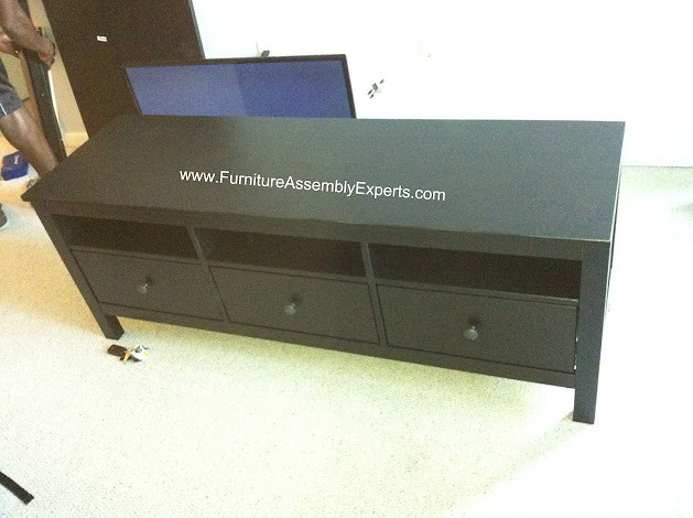 Ikea tv unit assembly service in baltimore md ikea for I furniture assembly