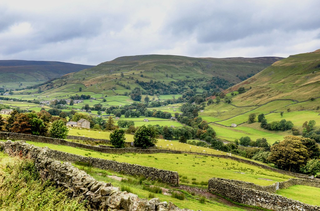 Swaledale Yorkshire Dales The Beautiful Yorkshire Dales