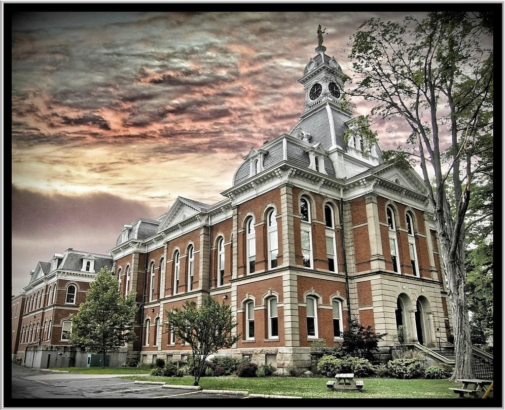 Warren Pa Warren County Courthouse Warren County
