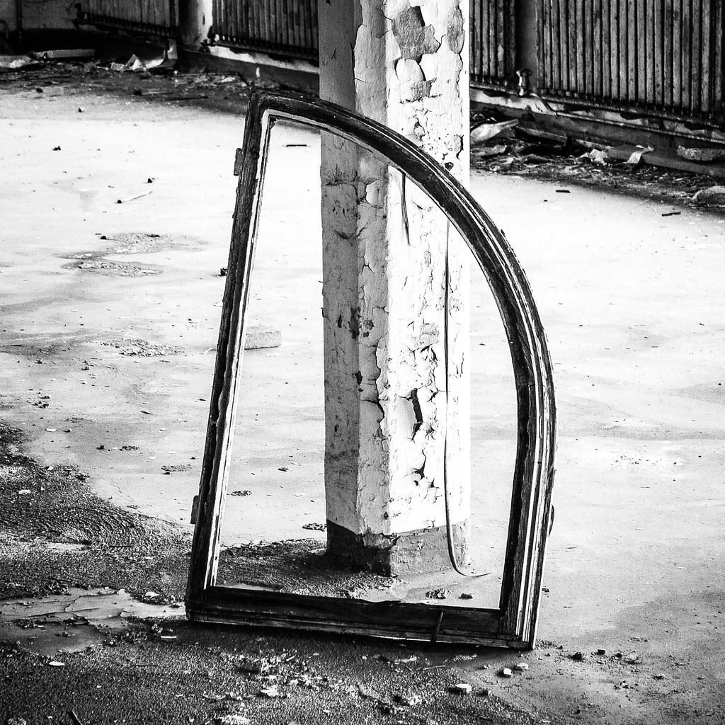 Window Frame | Fensterrahmen | lost places | Flickr