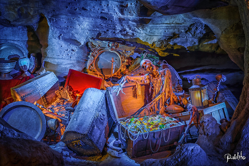 Ben Gunn's Cave