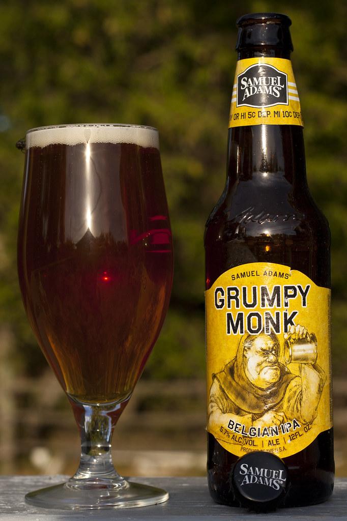 Cranky Blogger Reviews A Grumpy Monk Belgian Ipa Flickr