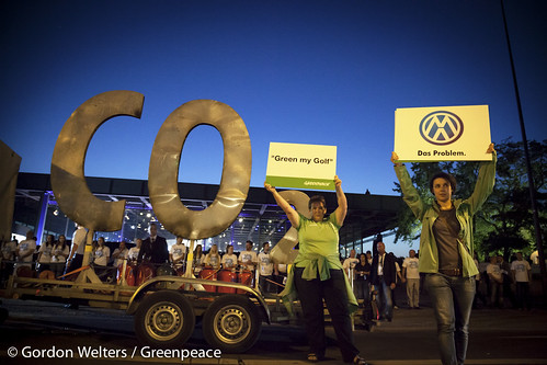 VW - Das Problem | by greenpeacede