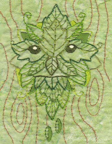 greenman | by merwing✿little dear