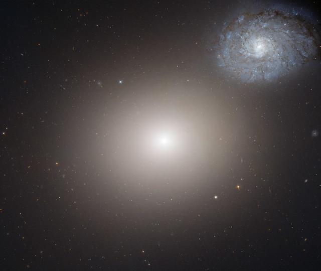 hubble galaxies pair - photo #15