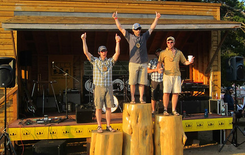 Gunnar Ruffian Podium Finish - Copper Harbor 2012 | by Gunnar Cycles