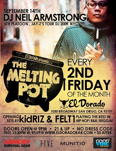 9/14 The Melting Pot @ El Dorado San Diego | by djneilarmstrong