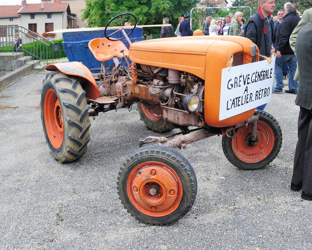 someca tracteur som 25d france vers 1960 tracteur
