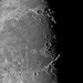 Mare Imbrium at Last Quarter Moon September 8, 2012