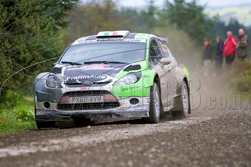 2012 WRC Rally GB Sep 14th | by Sporturo.com