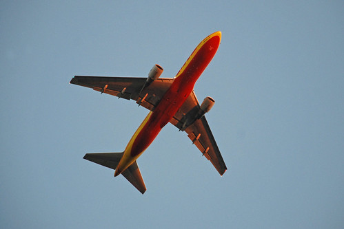 DHL 767 | by So Cal Metro
