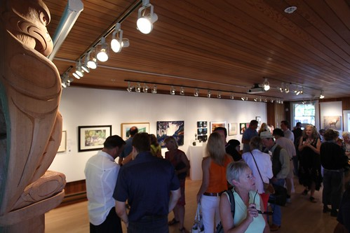 Artists Opening Reception Laguna Beach Ca