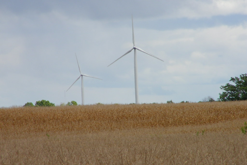 Dte Invenergy Gratiot County Wind Project