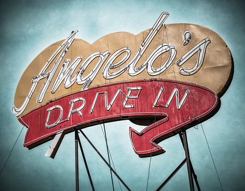 Angelo's Drive In | by Shakes The Clown