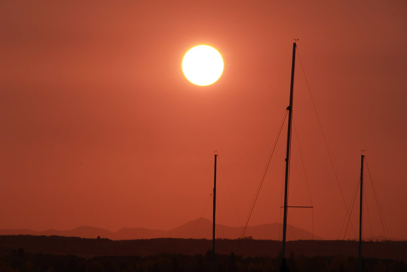 Calgary Sunsets