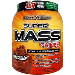 Super mass gainer body fortress