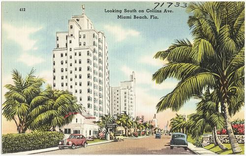 Miami Beach Public Library Collins Ave