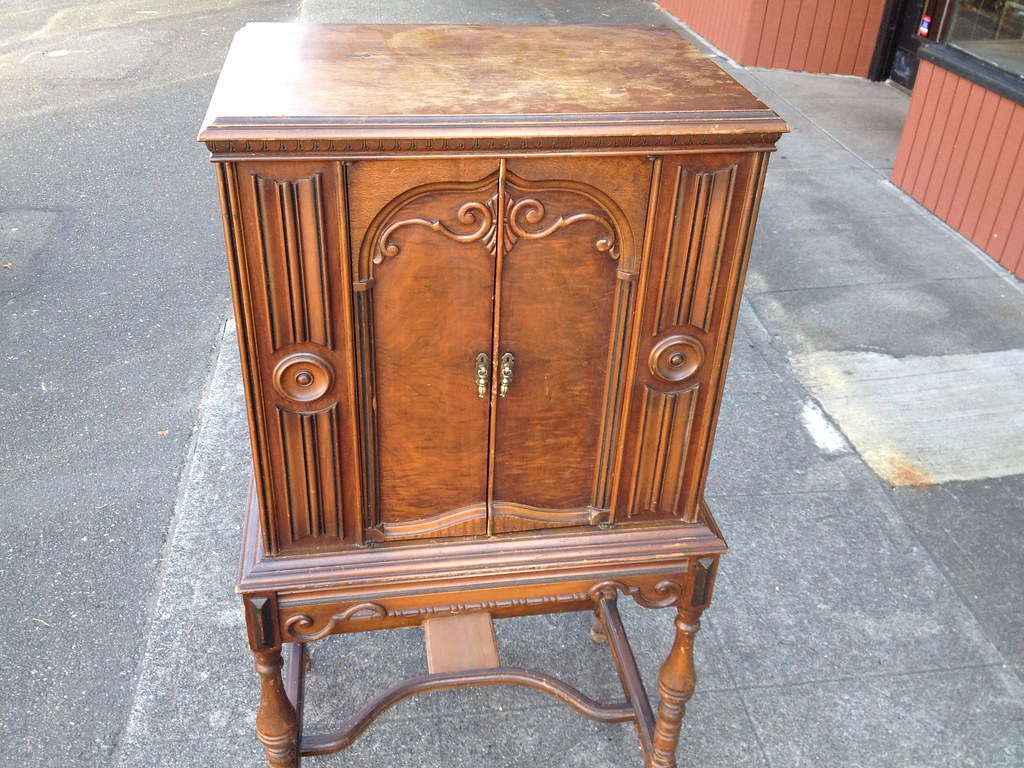 antique record cabinet antique record cabinet bar back storage cabinet this 10671