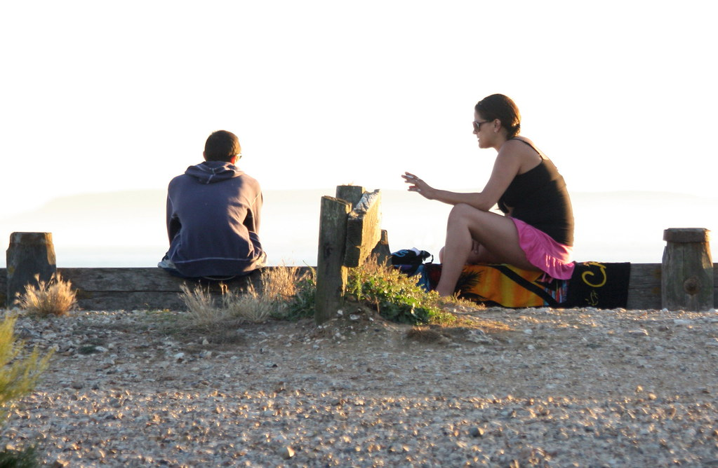 West Wittering Wonderful As Always - Sept 2012 - Are You Listening To Me?