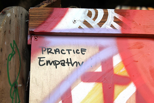 Practice empathy | by quinn.anya