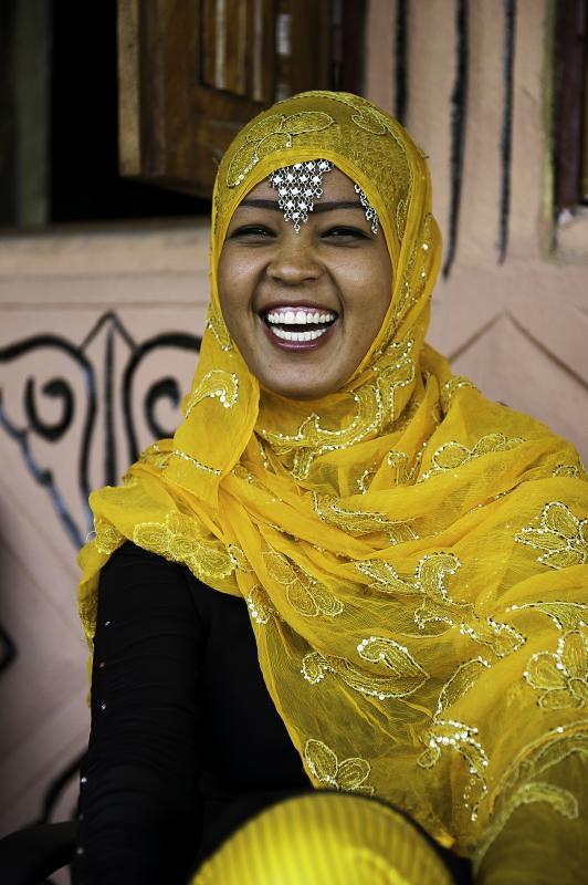Ethiopian Hijab Girl-7695