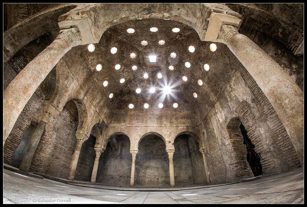 Baños Arabe De Granada:El Bañuelo – Granada