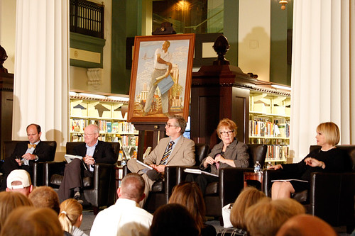 "Bruce Mathews - ""The Kansas City Spirit: Stories of Service Above Self"" - October 4, 2012 
