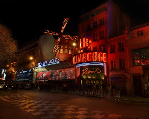 Moulin Rouge | by Mr. Jason Hayes