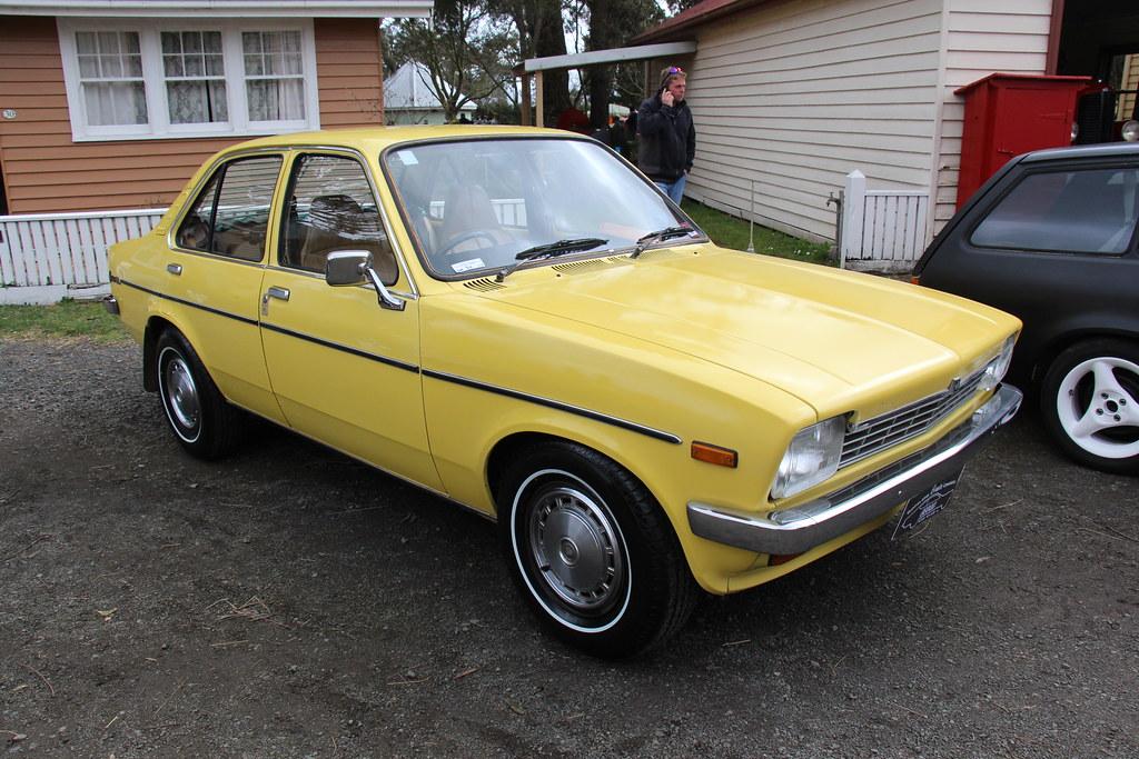 1978 Holden Td Gemini Sl Sedan The Holden Gemini Is A