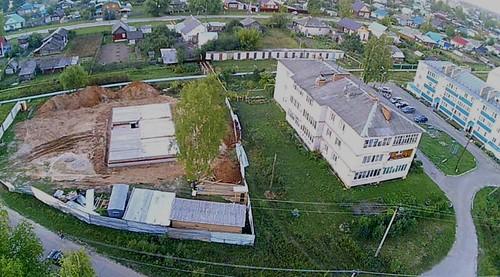 Новый дом строится?
