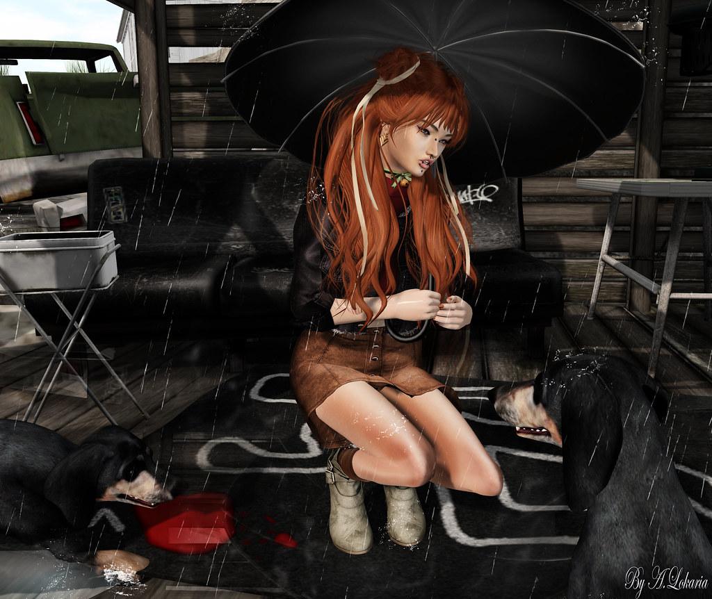 Comencen les pluges, sota la teva protecció