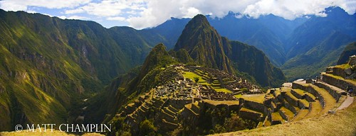 Machu Picchu Panoramic {redux} | by Matt Champlin