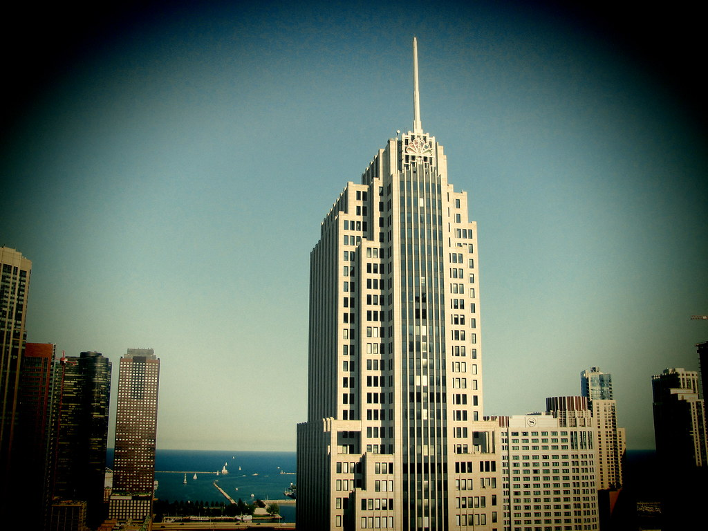 Tribune Building Chicago Tour