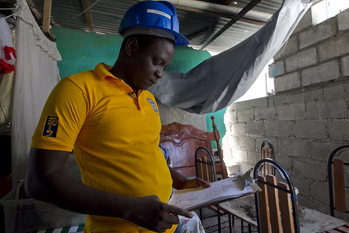 Helping Earthquake Victims Rebuild Their Homes | by United Nations Stabilization Mission In Haiti