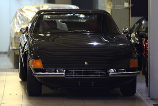 Ferrari, Daytona, Spider, Kowloon Bay, Hong Kong | by Daryl Chapman Photography