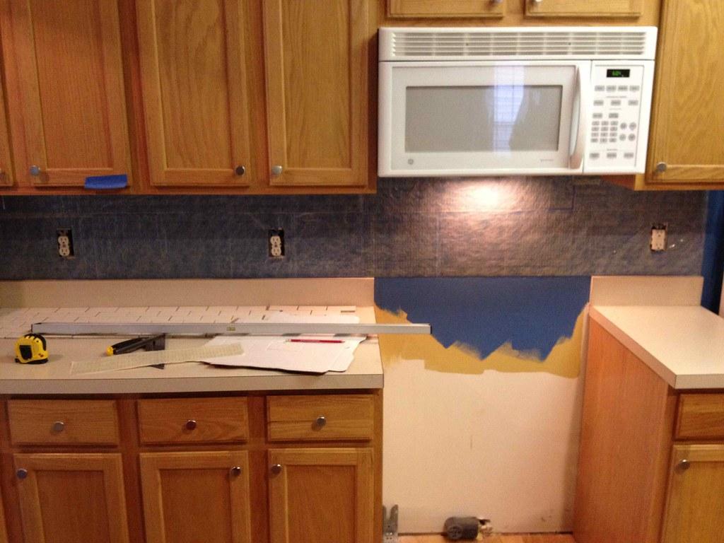 Installing New Kitchen Cabinet Doors