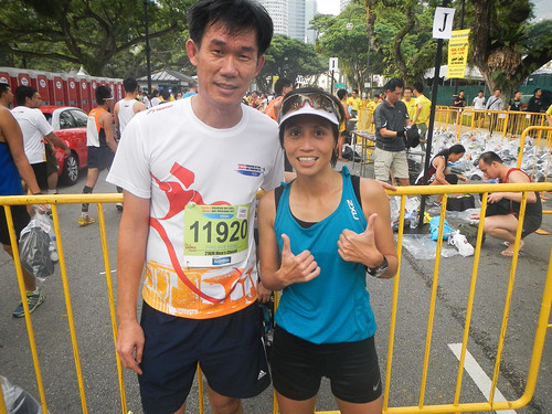 SAFRA Singapore Bay Run & Army Half Marathon 2012 (9) | by ~ jacky ~